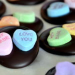Conversation heart treats!