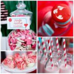 Love this Wild About You Valentine's Day Party