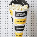 Oscar party popcorn