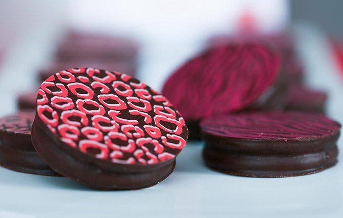 Valentine's Day Safari Oreos - B. Lovely Events