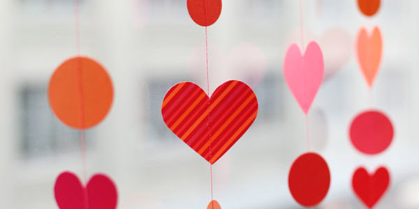 Heart Garland Is The Best!