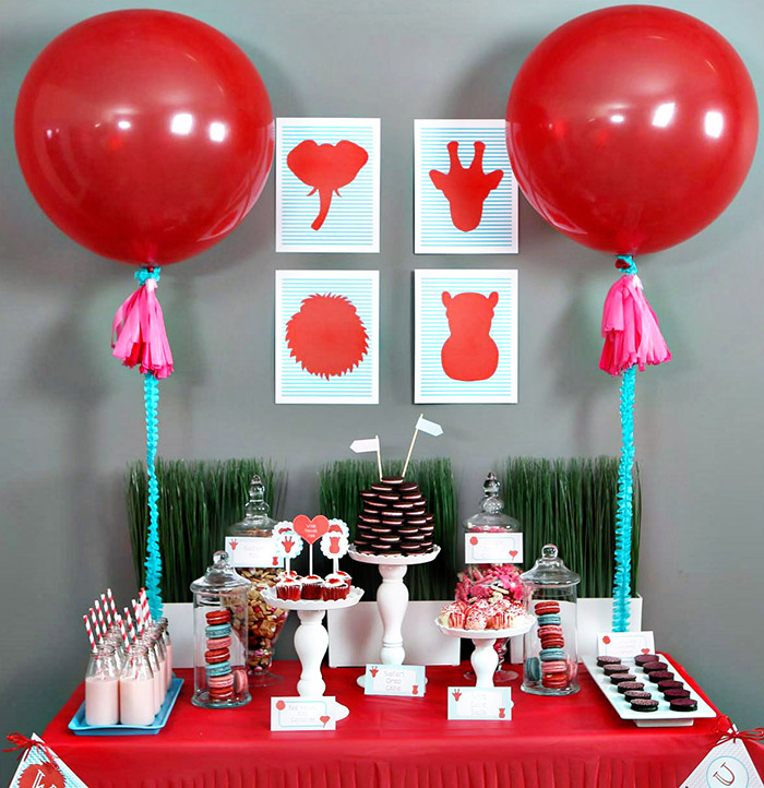 Wild About You Valentine's Day Party - B. Lovely Events