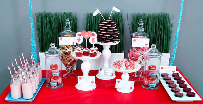Wild About You Valentine's Day Treats - B. Lovely Events