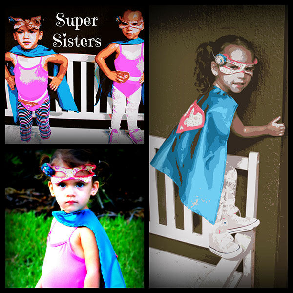 Girls Super Hero Party Ideas- B. Lovely Events