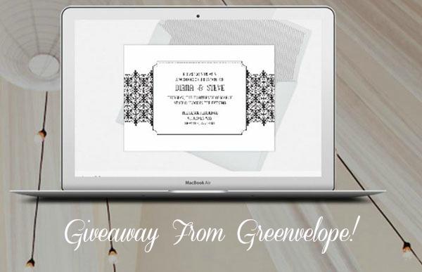 Greenvelope Invitations Giveaway