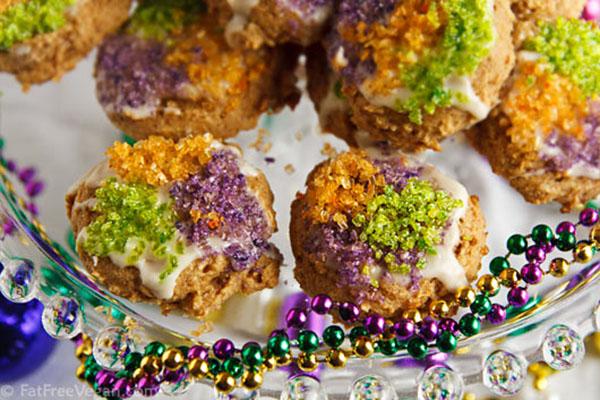King Cake Bites!