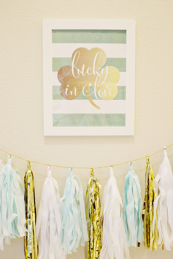 Lucky In love Engagement Party With So Many Cute Ideas! - B. Lovely Events