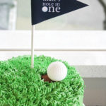 This tine Golf ball topper is darling!