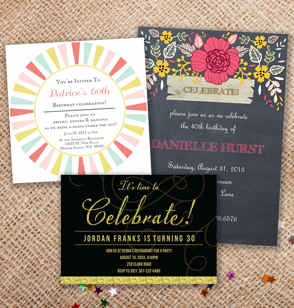 Win Free email Birthday invites with our giveaway from Greenvelope
