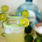 Agave margaritas, Yes please!