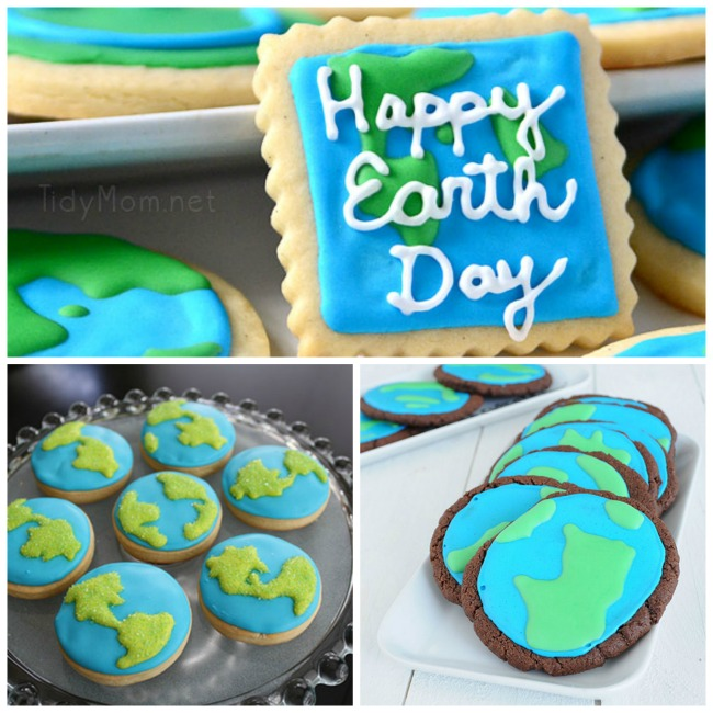 Celebrate Earth Day With Cookies!