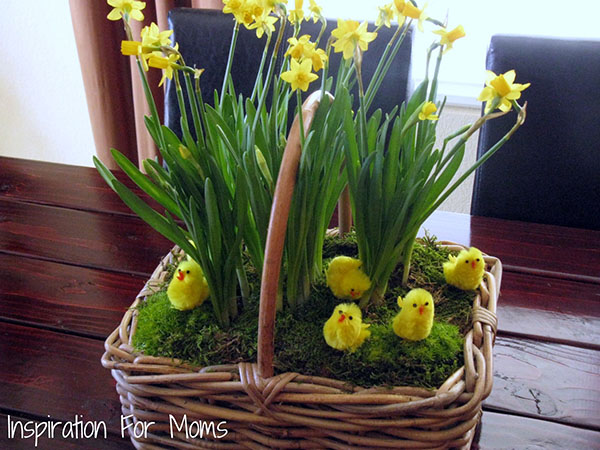 Cute Chic Easter Basket!