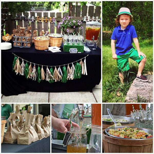 Earth Day Party Loveliness!