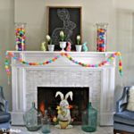 I Love this Easter Egg Garland!