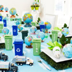 Lovely Earth Day Party!