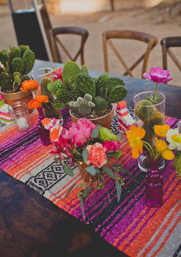 Fiesta Mexican Themed Wedding Inspiration B Lovely Events