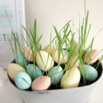 Robins Egg Easter Decorations
