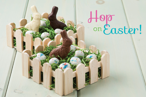 Robins egg Easter ideas!