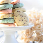Speckled Robins Egg Cookies!
