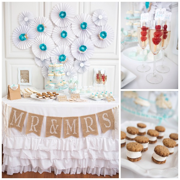 Lace And Pearls Bridal Shower- B. Lovely Events