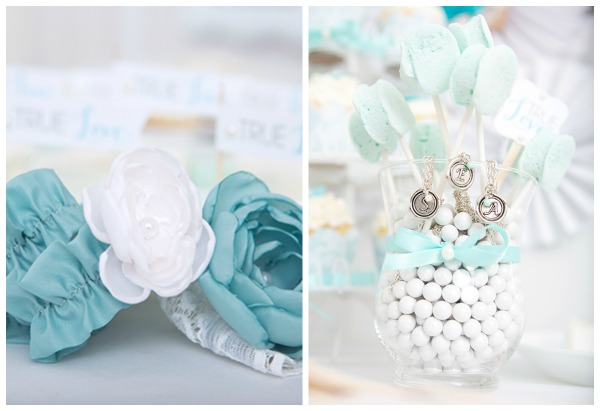 Lace And Pearls Bridal Shower Decorations