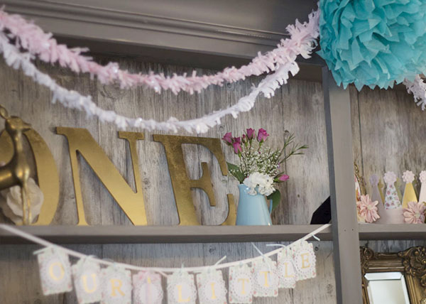 Shabby Chis Party Decorations