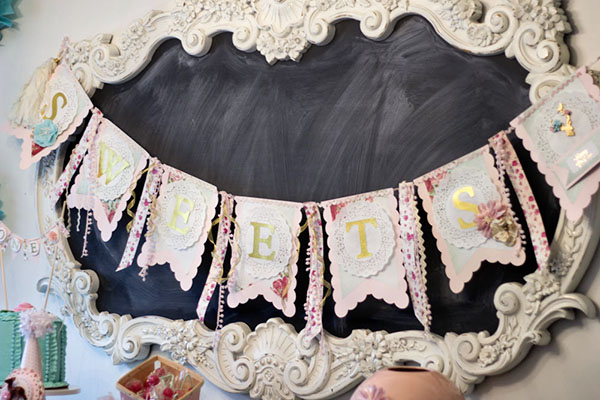 Sweet Party Banner
