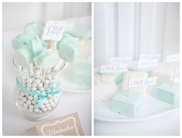 True Love Lace And Pearls Bridal Shower