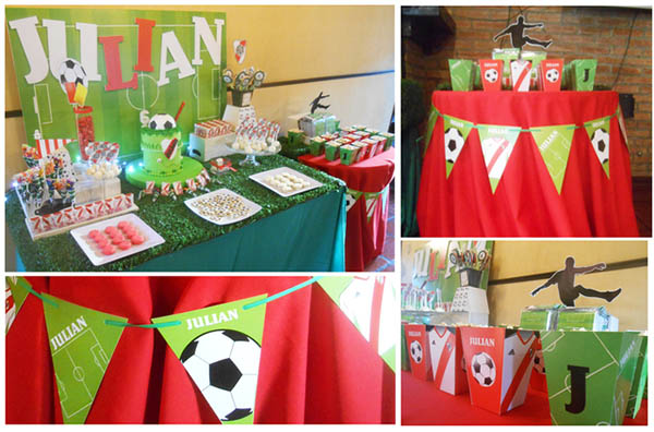 Awesome Soccer Party Ideas