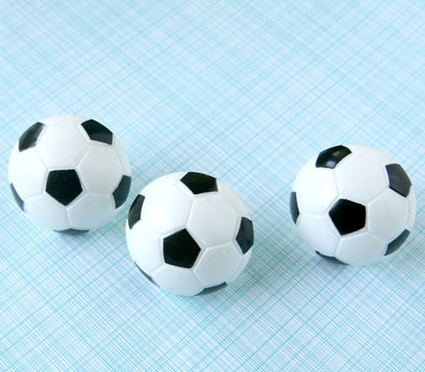 Etsy Find- Soccer Ball Cupcake Toppers