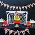 Lovely Soccer Party!