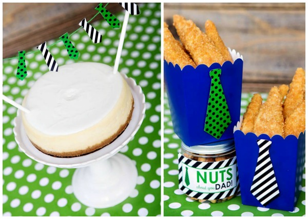 Preppy Father's Day Party -B. Lovely Events