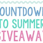 Summer Giveaway- Enter Now to win 3 prizes