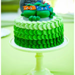 Amazing Teenage Mutant Ninja Turtles Cake!
