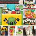 Back To School Party Ideas!