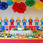 Cool Lego party!