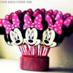 Cute Minnie Mouse Decorations