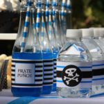 Cute pirate punch for a pirate party!
