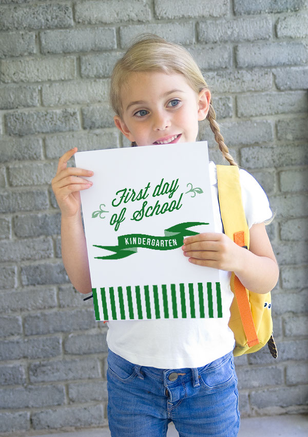 First Day of School Pics For Back To School