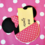 I love this Minnie Mouse Invitation