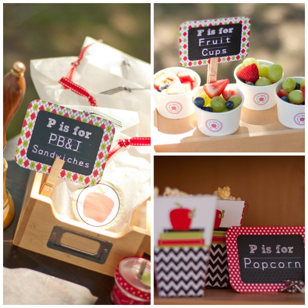 Love These Back To School Party Food Ideas