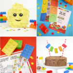 Love these lego party ideas form Birds Party!
