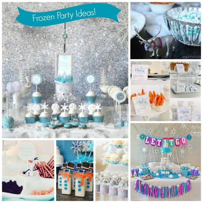 Our Favorite Disney Frozen Party Ideas