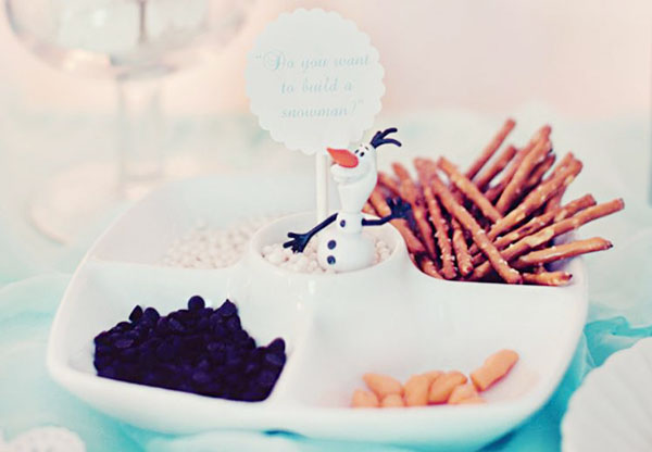 This is so cute for a Frozen Party