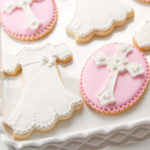 Baby Christening Cookies