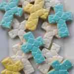 Beautiful Cross Cookie