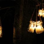 DIY Jar Candle Lanterns Are Just gorgeous!