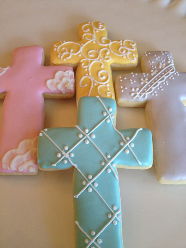 Fabulous Cross Cookies