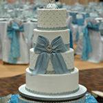 Gorgeous Christening cake!
