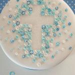Love this Christening Cake!